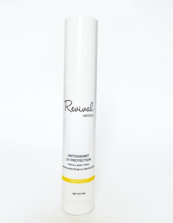 Antioxidant UV Sunblock