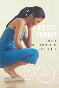 hcg diet program, weight loss, loss weight